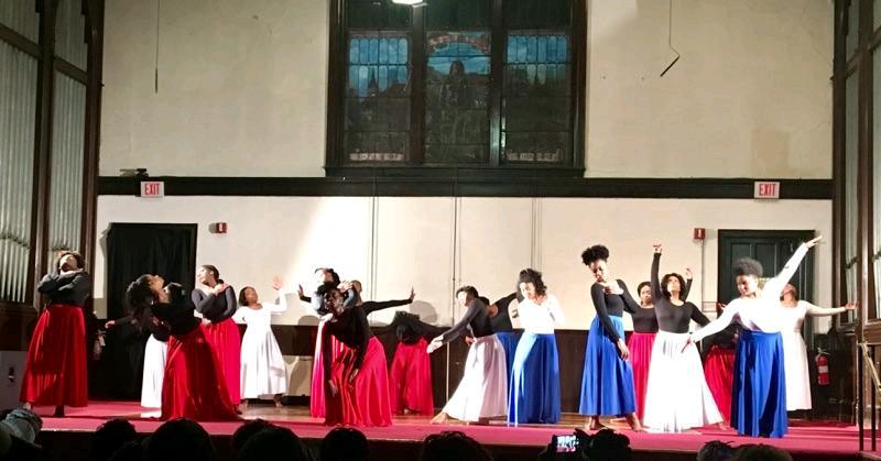 Howard University Beacon Liturgical Dance Team, Andrew Rankin Memorial Chapel, Beacon Dance