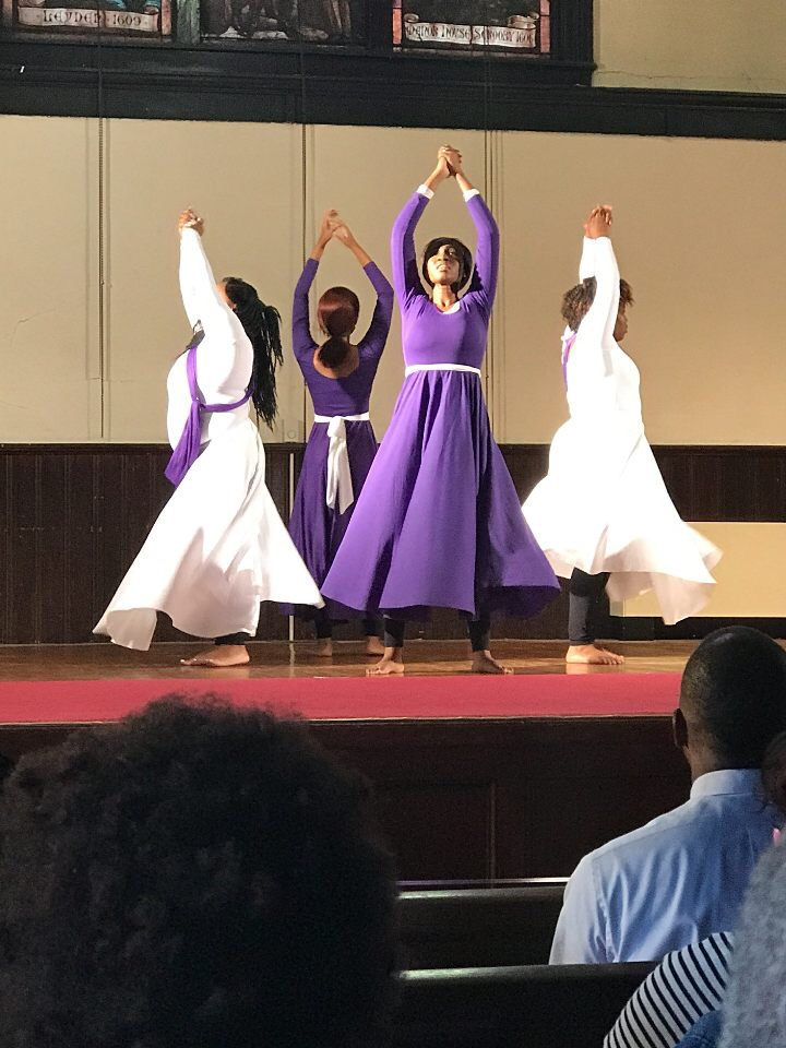 Howard University Beacon Liturgical Dance Team, Andrew Rankin Memorial Chapel, Beacon Dance