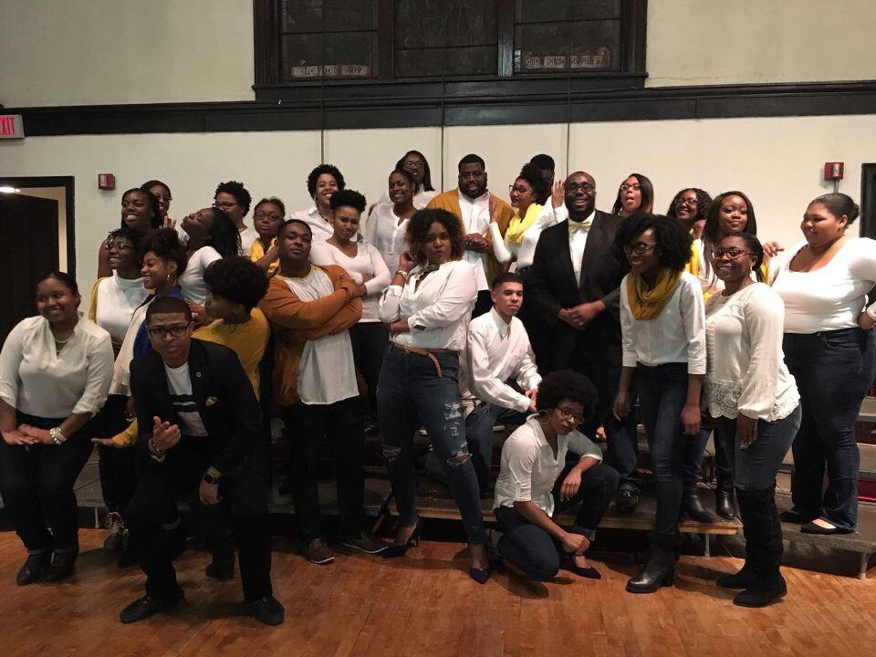 Howard University Community Choir, Andrew Rankin Memorial Chapel, Community Choir
