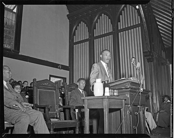 Rankin Chapel, Worship, Howard University, Andrew Rankin Memorial Chapel