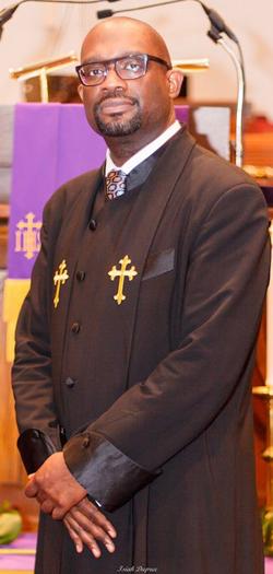 Rev. William Lamar, IV