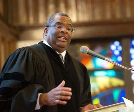 The Rev. Bernard L. Richardson, Ph.D. The Rev. Bernard L. Richardson, Ph.D.