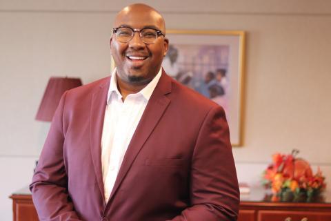 Rev. Dr. Joshua Mitchell Rev. Dr. Joshua Mitchell
