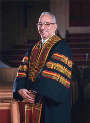 Rev. Dr. Jeremiah A. Wright, Jr. Rev. Dr. Jeremiah A. Wright, Jr.