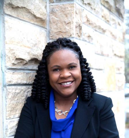 Rev. Yolanda Pierce, Ph.D Rev. Yolanda Pierce, Ph.D