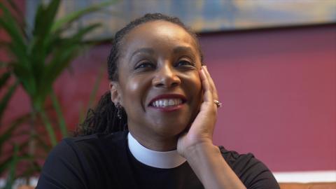 Rev. Dr. Judy Fentress-Williams Rev. Dr. Judy Fentress-Williams